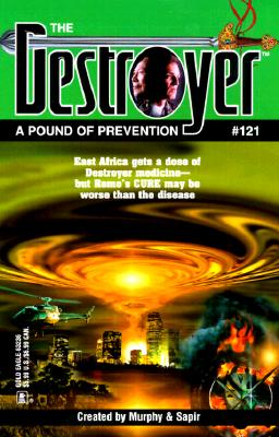 Image for Pound Of Prevention (The Destroyer #121) (Destroyer, 121)