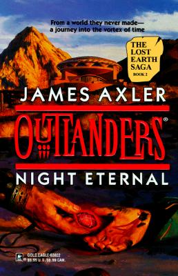 Image for NIGHT ETERNAL OUTLANDERS #9