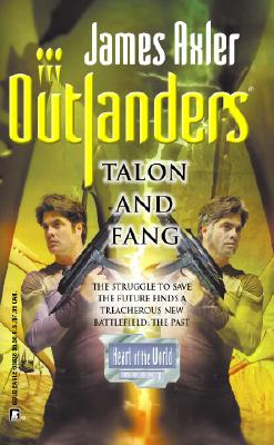 Image for OUTLANDERS #025 TALON AND FANG