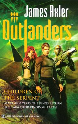 Image for Children Of The Serpent (Outlanders)