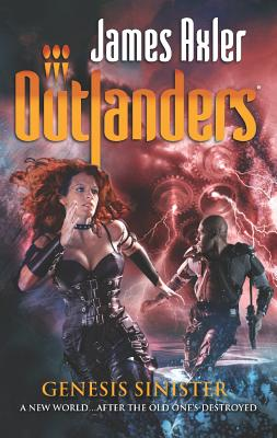 Image for Genesis Sinister (Outlanders)