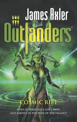 Image for Cosmic Rift (Outlanders)