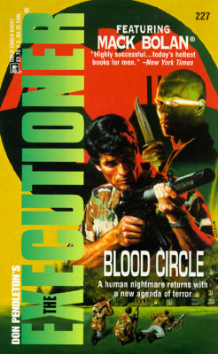Image for Blood Circle  (The Executioner #227) (Don Pendleton's the Executioner)