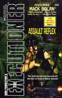 Image for Assault Reflex (The Executioner, No. 243: The Hydra Trilogy, Book 3)