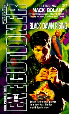 Image for The Executioner # 247: Black Dawn Rising