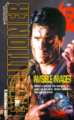Image for Invisible Invader (The Executioner #267)