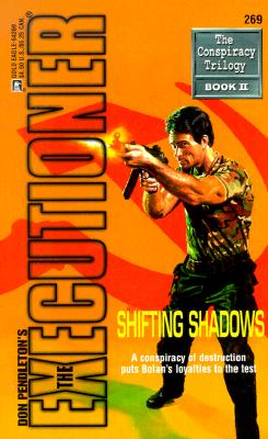 "Image for ""Shifting Shadows (The Executioner #269) (The Conspiracy Trilogy, Book II)"""