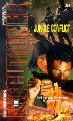 Image for Jungle Conflict (Executioner #282) (Executioner, 282)