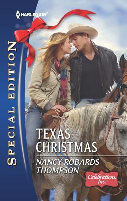 Texas Christmas, Nancy Robards Thompson