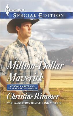 Image for Million-Dollar Maverick (Harlequin Special Edition Montana Mavericks: Rust Creek Cowboys)