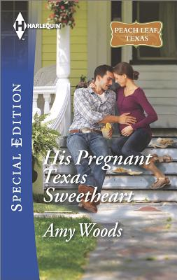 Image for His Pregnant Texas Sweetheart (Harlequin Special Edition Peach Leaf, Te)