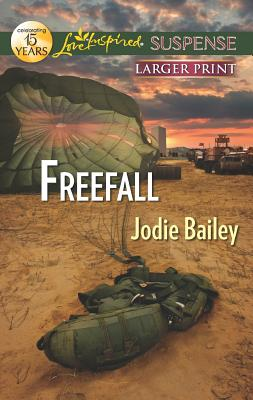 Image for Freefall (Love Inspired Suspense (Large Print))