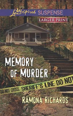 Memory of Murder (Love Inspired LP Suspense), Ramona Richards