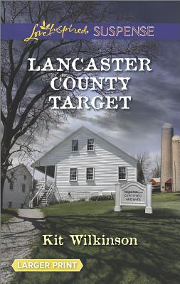 Image for Lancaster County Target (Love Inspired LP Suspense)