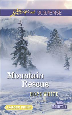 Image for Mountain Rescue (Love Inspired LP Suspense Echo Mountain)
