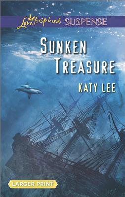 Image for Sunken Treasure (Love Inspired LP Suspense)