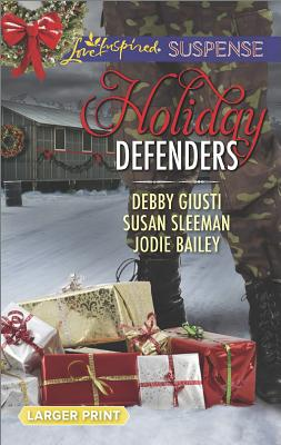 Image for Holiday Defenders: Mission: Christmas Rescue Special Ops Christmas Homefront Holiday Hero (Love Inspired LP Suspense)
