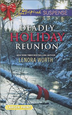 Image for Deadly Holiday Reunion (Love Inspired LP Suspense)