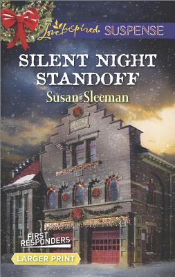 Silent Night Standoff (Love Inspired LP Suspense First Responde), Susan Sleeman