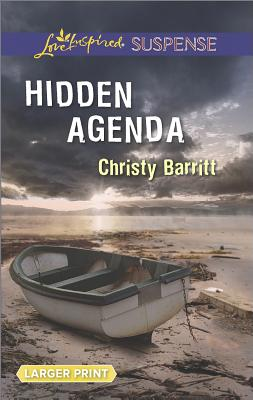 Image for Hidden Agenda (Love Inspired Suspense)