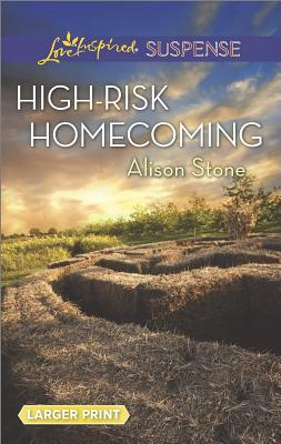 Image for High-Risk Homecoming (Love Inspired LP Suspense)