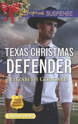 Image for Texas Christmas Defender (Texas Ranger Holidays)