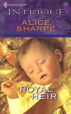 Image for Royal Heir (Harlequin Intrigue Series)