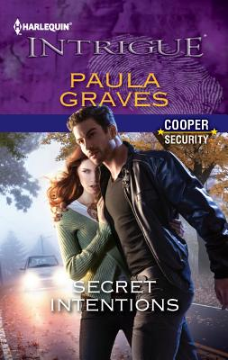 Secret Intentions (Harlequin Intrigue), Paula Graves