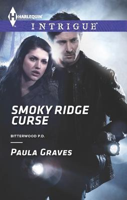 Smoky Ridge Curse (Harlequin Intrigue), Paula Graves