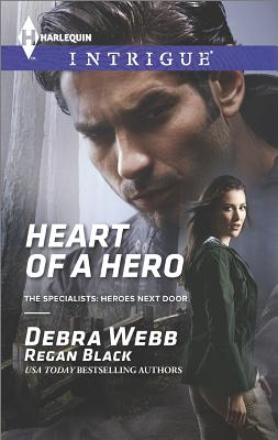 Image for Heart of a Hero (Harlequin Intrigue The Specialists: Hero)