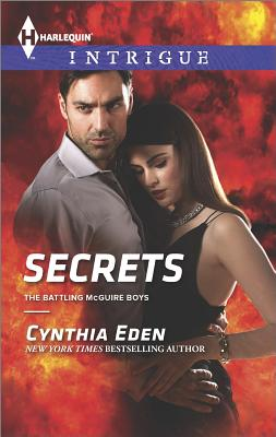 SEAL (Harlequin Intrigue The Battling McGuire), Cynthia Eden