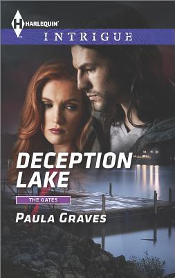 Image for Deception Lake (Harlequin Intrigue The Gates)