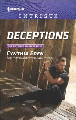 Deceptions (The Battling McGuire Boys), Cynthia Eden