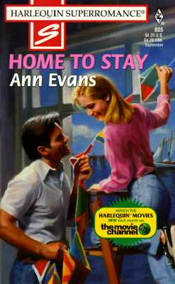 Image for Home to Stay (Harlequin Superromance No. 805)