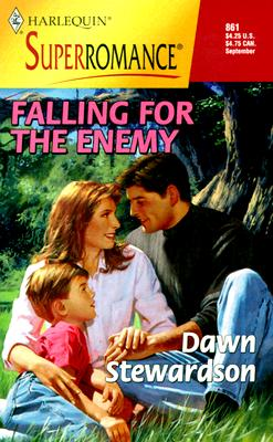 Image for Falling for the Enemy (Harlequin SuperRomance, No. 861)