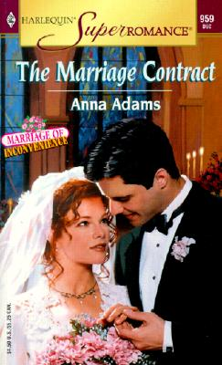 Image for The Marriage Contract: Marriage of Inconvenience (Harlequin Superromance No. 959)