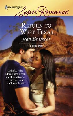 Image for Return to West Texas (Harlequin Superromance)