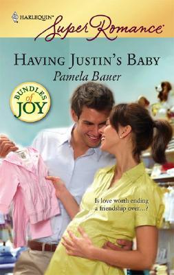 Image for Having Justin's Baby (Harlequin Superromance)