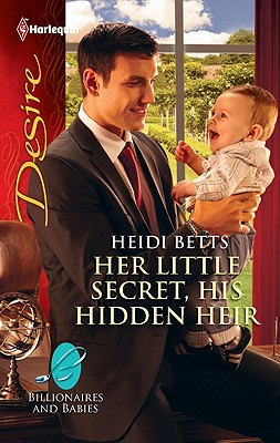 Image for Her Little Secret, His Hidden Heir (Harlequin Desire)