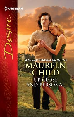 Up Close and Personal (Harlequin Desire), Maureen Child