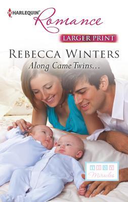 Along Came Twins... (Harlequin Romance), Winters, Rebecca