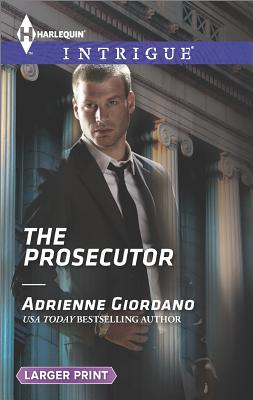 Image for The Prosecutor (Harlequin LP Intrigue)