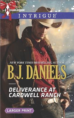 Image for Deliverance at Cardwell Ranch (Harlequin LP Intrigue Cardwell Cousins)
