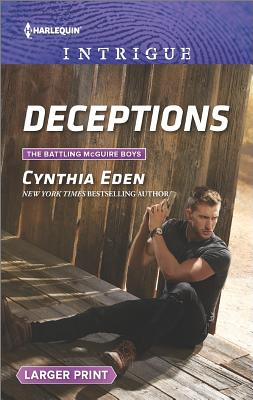 Image for Deceptions (The Battling McGuire Boys)