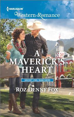 Image for A Maverick's Heart (Snowy Owl Ranchers)