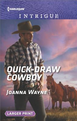 Image for Quick-Draw Cowboy (The Kavanaughs)