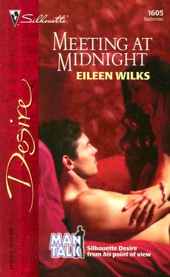 Image for Meeting At Midnight: Mantalk (Silhouette Desire)