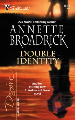 Image for Double Identity (Silhouette Desire No. 1646)(Crenshaws)