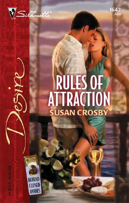 Image for Rules of Attraction (Silhouette Desire No. 1647)(Behind Closed Doors series)