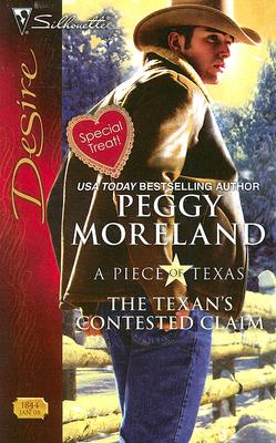 The Texan's Contested Claim (Silhouette Desire), PEGGY MORELAND